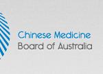 Chinese Medicine Board Australia